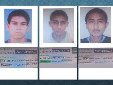 Se buscan por el secuestro y asesinato de Aníbal Barrow - ElHeraldo.hn | Radiología y Protección Radiológica | Scoop.it