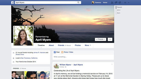 This is what happens to your social network accounts after you die | digitalcuration | Scoop.it