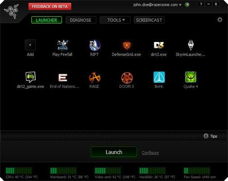 Razer Game Booster : un utilitaire pour optimiser les performances de son PC | Time to Learn | Scoop.it