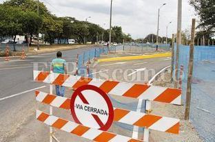 Arrancan desvíos por megaobra  de Conalvias en la Avenida Ciudad de Cali   Conalvías   Scoop.it
