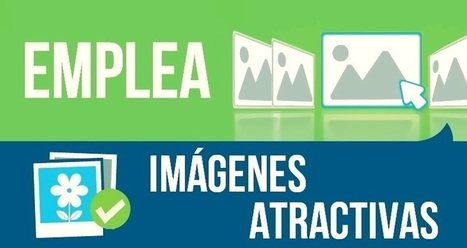 INFOGRAFÍA: cómo utilizar imágenes en tus post   Web 2.0 y sus aplicaciones   Scoop.it