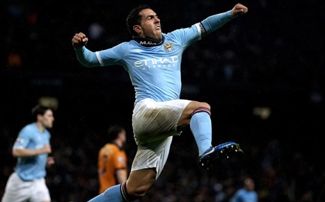 Diego Maradona: Manchester City's Owners Allow Carlos Tevez To ... | Football (soccer) legends | Scoop.it