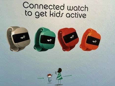 Une 'smartwatch' wallonne pour enfant au grand salon de Barcelone: Le but n'est pas de les distraire   Open Innovation   Scoop.it