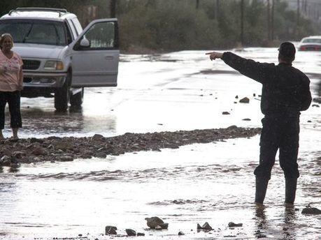 El Niño bringing storms to Phoenix area, Arizona | CALS in the News | Scoop.it