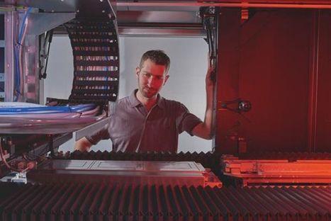 Trois technos pour imprimer en 3D des métaux sans poudre - Technos et Innovations | Univers cellule agile robotisée | Scoop.it