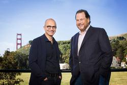 Salesforce tries to block Microsoft's LinkedIn acquisition - CIO | The MarTech Digest | Scoop.it