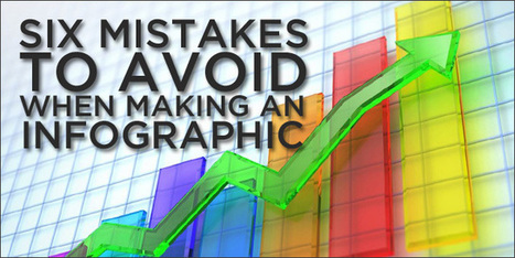 6 Mistakes to Avoid When You Make an Infographic - Tech Cocktail | The Best Infographics | Scoop.it
