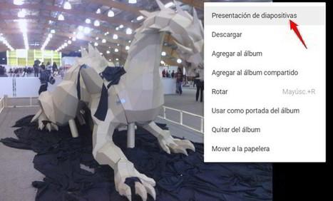 "Google Fotos por fin añade un modo de ""Presentación de diapositivas"" | LLUM | Scoop.it"