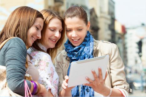 Les entreprises accélèrent l'équipement en tablettes de leurs employés | Consumer Trends | Scoop.it