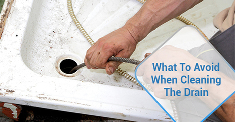 Mistakes To Avoid While Cleaning The Drain | Decor and Style | Scoop.it