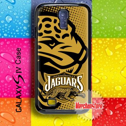 Jacksonville Jaguars NFL Samsung Galaxy S4 Case | Merchanstore - Accessories on ArtFire | SAMSUNG GALAXY S4 CASE | Scoop.it