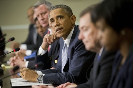 Obama Calls for Policing Standards, Funding in Wake of Ferguson | Info Carousel | Scoop.it