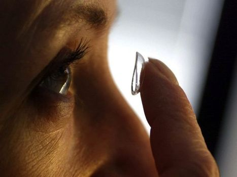 Google et Novartis s'allient pour concevoir des lentilles intelligentes | E-santé et médecine en ligne | Scoop.it