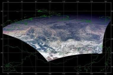 Suomi NPP Satellite Starts Real-time High Data Rate Transmission - News - GIM International | Remote Sensing News | Scoop.it
