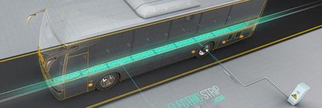 Electroad : la route qui recharge les voitures électriques quand elles roulent | Energies Renouvelables | Scoop.it