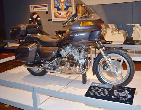Harley-Davidson Project Nova | A Look at What Might Have Been | Harley Rider News | Scoop.it