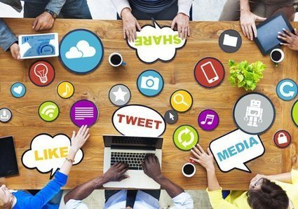 8 Top Tips to Create an Effective Social Learning Strategy | Media and technology | Scoop.it