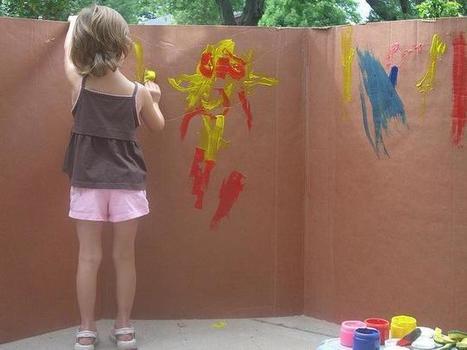 ¿Sabes ya qué tipo de artista será tu hijo? | acerca superdotación y talento | Scoop.it