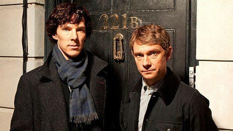 Sherlock prépare son retour… | TV CINE | Scoop.it
