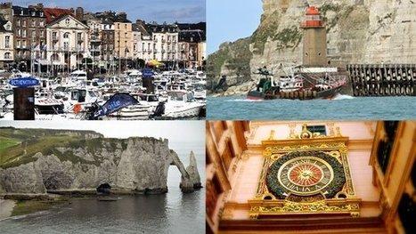 Quels sont les lieux les plus photographiés en Haute-Normandie ? - France 3 Haute-Normandie | Evénements patrimoine | Scoop.it