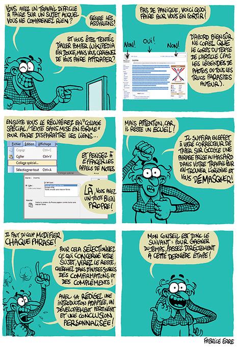 Conseil pour pomper Wikipédia | Pédagogie universitaire | Scoop.it