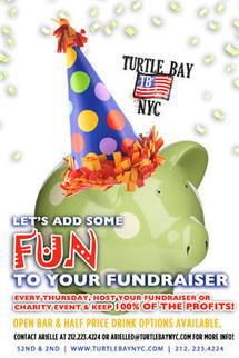 Parties - Fundraiser | Turtle Bay NYC | Best Bars Midtown NYC | Scoop.it