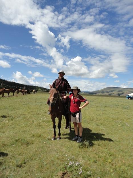 Vétérinaire participe au Mongol Derby: 1000km en 10 jours | Cheval et sport | Scoop.it