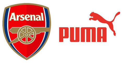 Arsenal to Sign Puma Kit Deal | Current issues within sport - media and technology | Scoop.it