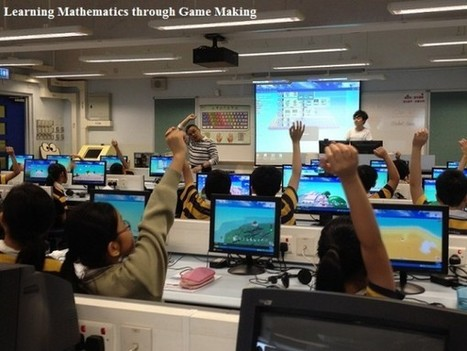 EdTech Around the World: Hong Kong Digital Game-based Learning Association | AvatarGeneration | Game-based Learning: The Final Frontier? | Scoop.it