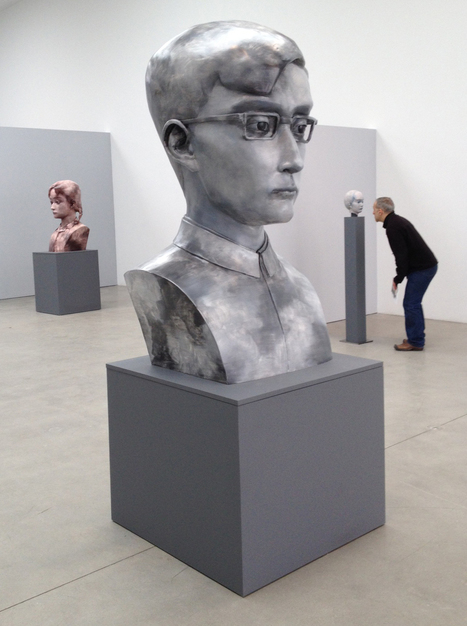 Zhang Xiaogang at Pace Gallery | New York Art Tours | Actualités d'art | Scoop.it