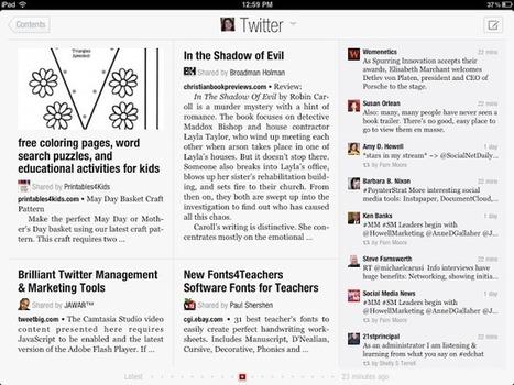 Cool Cat Teacher Blog: 15 Fantastic Ways to Use Flipboard | Education Matters | Scoop.it
