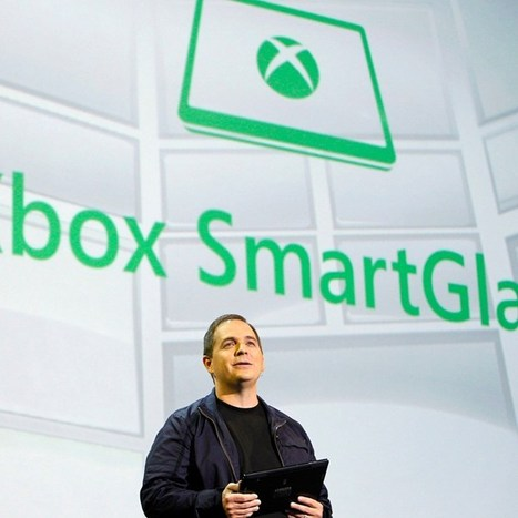 Xbox SmartGlass will make family living rooms more efficient (Wired UK) | Tracking Transmedia | Scoop.it