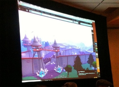 The Future of Second Life: Key Points from the Product Team at SLCC   Sand Castle Studios   Second Life Community Convention 2011   Scoop.it