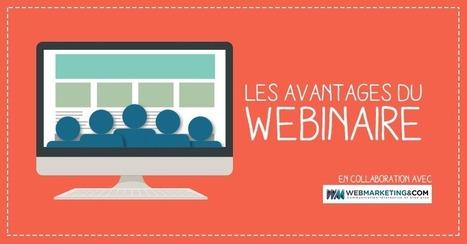 Le webinaire fait son show ! | communication & marketing | Scoop.it