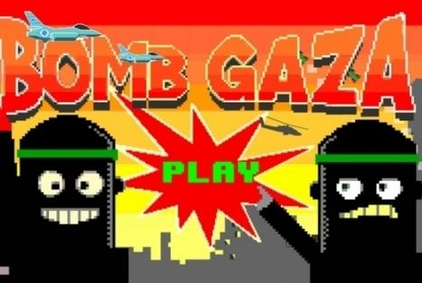 Google retira da loja virtual jogo que simula ataques de Israel em Gaza | Games | Scoop.it