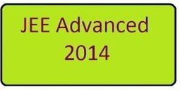 JEE Advanced 2014 Sample Papers / Previous Paper | Education | Scoop.it