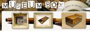 Museum Box Homepage | Eclectic miscellanea | Scoop.it