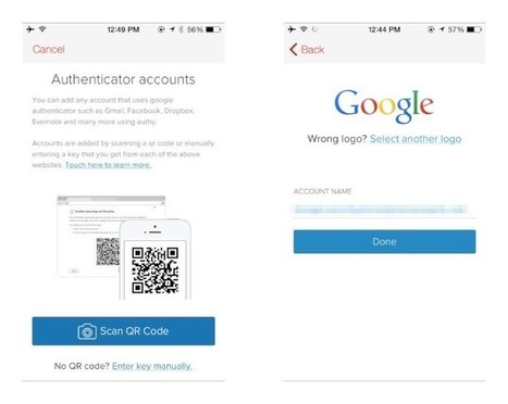 How to set up two-step authentication for Google and Gmail on your iPhone, iPad, and Mac | Insight Business Technologies | Scoop.it