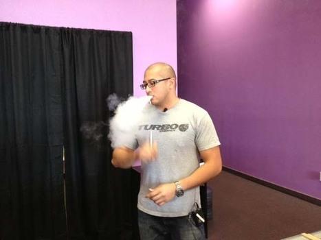 Las Vegans trade smoke for vapor, but are e-cigs safe? | ecigs | Scoop.it