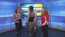 Biking towards a cure for diabetes | Wingingit.tv | On Diabetes | Scoop.it