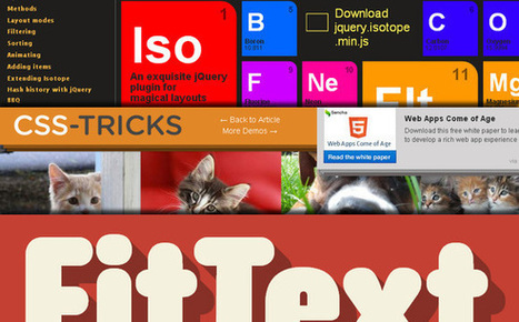 55+ Great and Useful Tools for Responsive Web Design | fun tools & publishing | Scoop.it