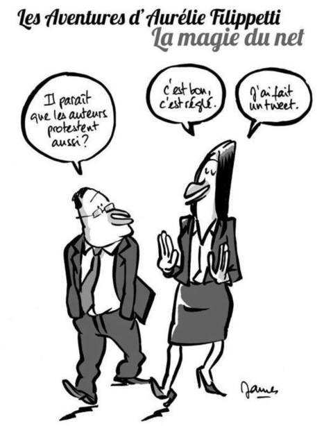 Coup de gueule des auteurs de BD | Zaman France | Bande dessinée et illustrations | Scoop.it