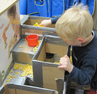 SAND AND WATER TABLES | Early childhood science | Scoop.it