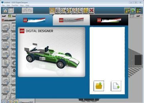 Lego Digital Designer, programa gratuito de modelado 3D para diseñar figuras de Lego | Top CAD Experts updates | Scoop.it