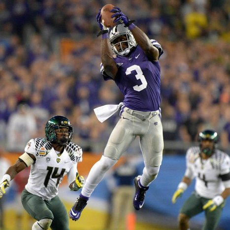 Breaking Down Each Kansas State Wildcat Taken in 2013 NFL Draft - Bleacher Report | All Things Wildcats | Scoop.it
