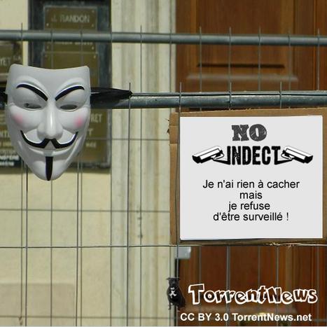 Besoin de vous : 1 minute pour dire NON à #BIGBROTHER ! Mise à ...   Liberté et anonymat sur le net   Scoop.it