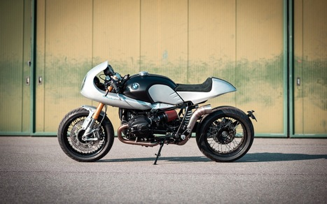 Aluminia | Cafe racers chronicles | Scoop.it