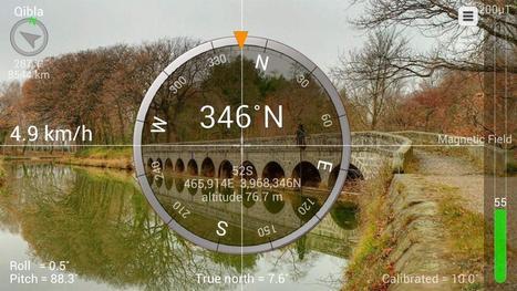 Smart Compass Pro v2.5.3a - APK Pro World | APK Pro Apps | Scoop.it