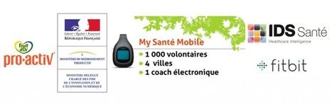 My Santé Mobile, le Quantified Self pour la santé des Français | human connectedness and wellness | Scoop.it
