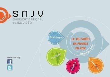 Syndicat National du Jeu Vidéo - Le Jeu Vidéo en France en 2012 : Eléments clés | Le jeu dans tous ses états | Scoop.it